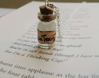 Phoenix Tears Harry Potter Potions Necklace