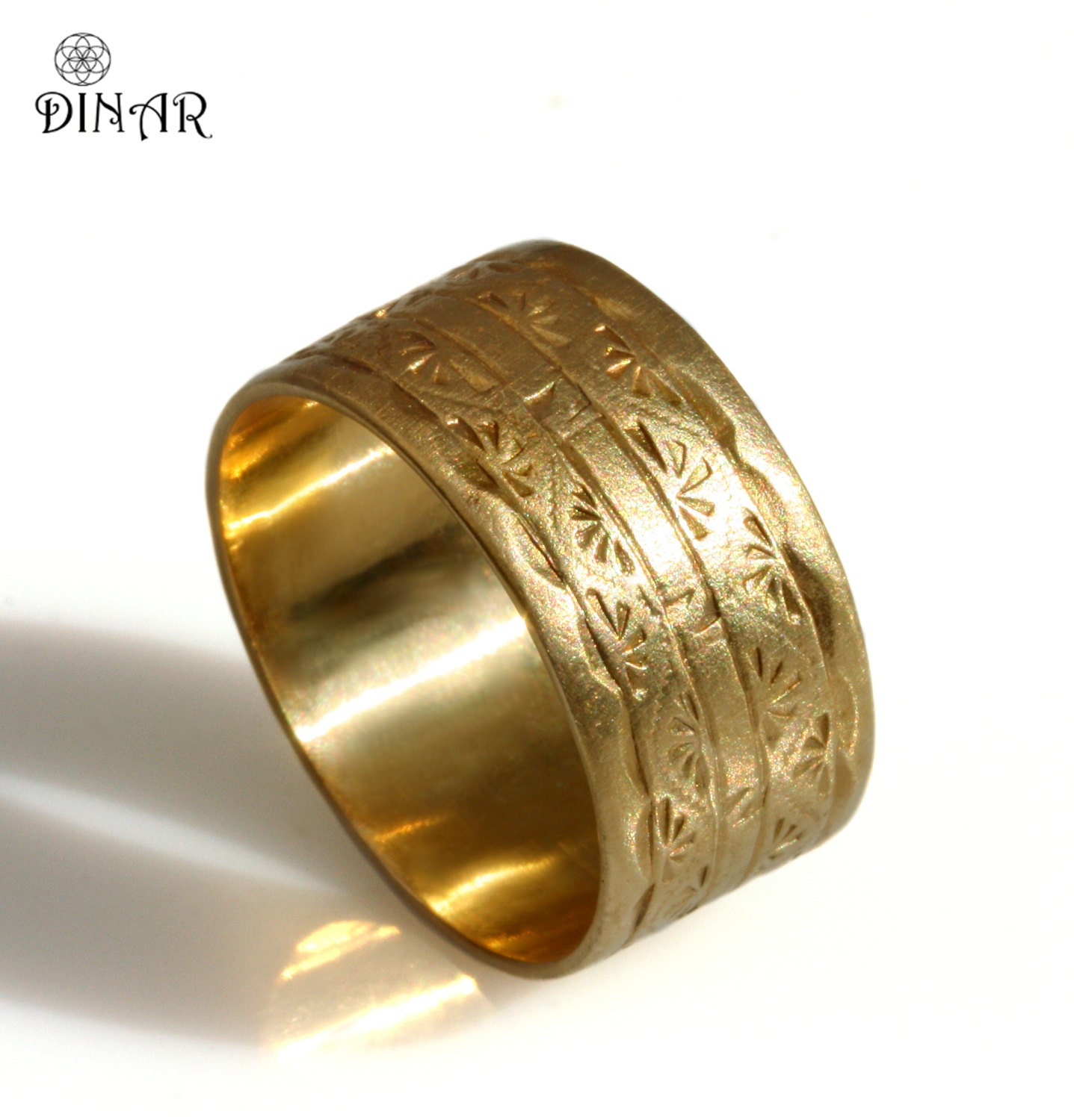 Popular new wedding rings Mens wide band wedding ring