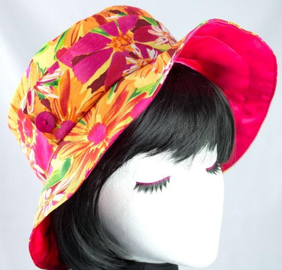 easter hat wide brim sun garden by cherrypathats