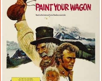 Popular Items For Paint Your Wagon On Etsy