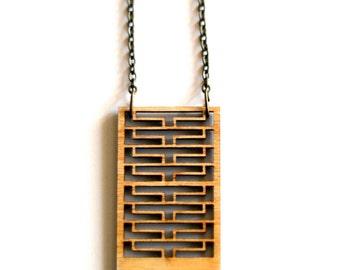 gate necklace