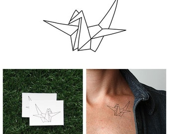 Wishful Thinking - Temporary Tattoo (Set of 2)