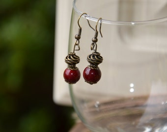 Apples From the Witch's Orchard Earrings