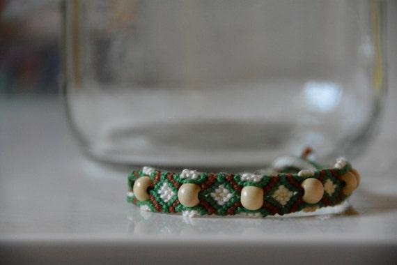 Embroidery Floss Friendship Bracelets With Beadshtml