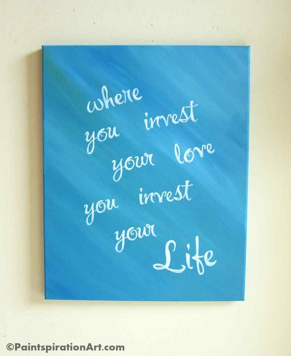 Canvas Love Quotes Entrancing Love Quote About Painting  Free Printable Go Out And Paint The