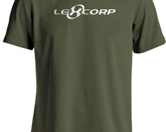Smallville - Lex Luthor Lexcorp Logo TV Show T-shirt