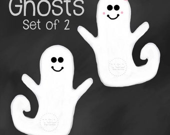 Ghost Clip art, hand painted clip art, halloween clip art, halloween printable, ghost clipart, party clip art, clipart, halloween clipart