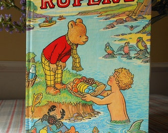 Rupert Bear Annual 1975,  VERY GOOD CONDITION