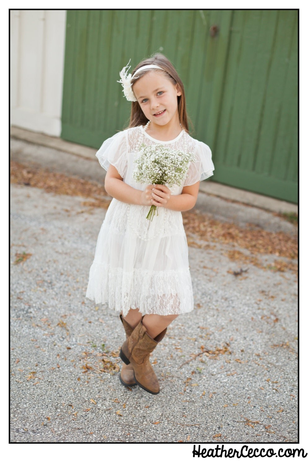White Lace Dresses For Girls White Toddler Girls Lace Dress