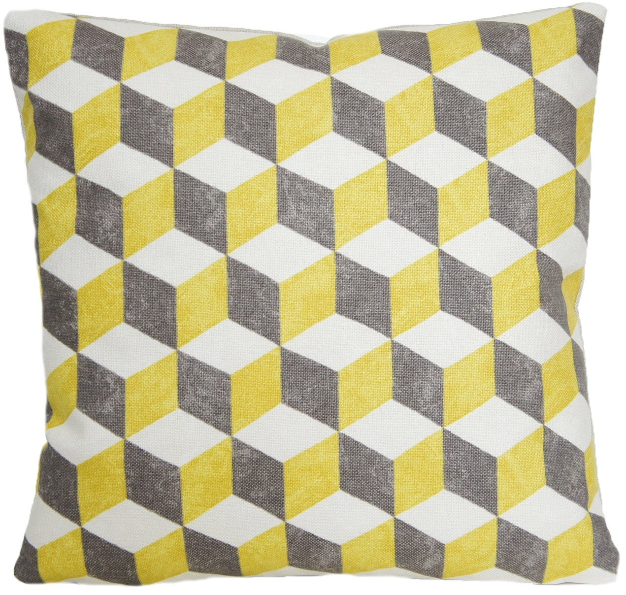 Yellow Cushion Cover Pillow Throw Case Fabric Osborne & Little