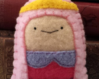 Princess Bubblegum Adventure Time plushie