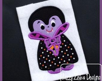 Dracula 35 Applique embroidery Design - dracula Applique Design - vampire Applique Design - halloween Applique Design - boy Applique Design