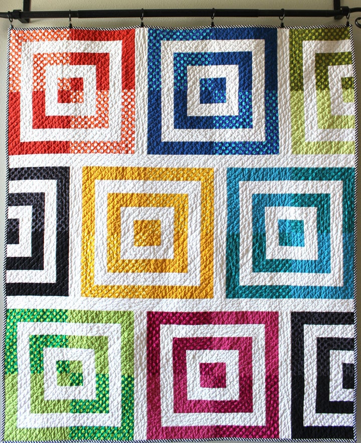Easy Modern Quilt Patterns Free : Modern quilt pattern Motherboard a modern and