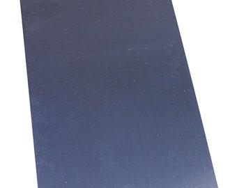 "Nickel Silver Sheet 26ga 6"" x 12"" 0.41mm Thick  (NS26)"