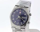 Rado Alarm Date Dial Automatic Wrist Watch 1970s