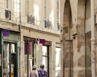 Stroll in Paris, Paris Photography, Paris Photo, Romantic walk in St. Paul