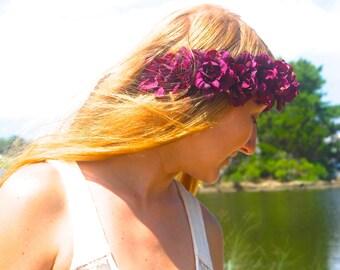 Royal Purple Delphinium Woodlands Crown