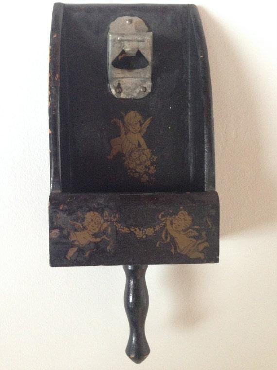 vintage wall mounted bottle opener. Black Bedroom Furniture Sets. Home Design Ideas