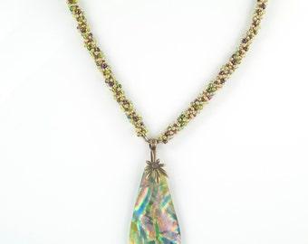 Garden Glow Necklace
