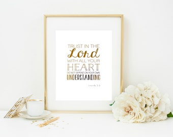 lord scripture 8x10 baby shower gift bible verse print word art