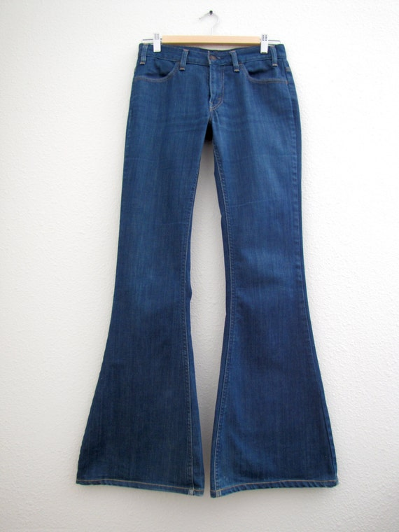 LEVI'S BELLBOTTOM JEANS Levis Bell Bottom Jeans Flared
