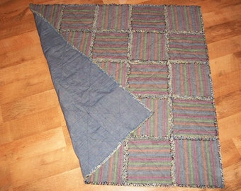 Child's Rag Throw