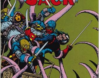 Grim Jack #12: July 1985 First Comics