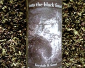 Into the Black Forest Tea - Peppermint - Black Loose Leaf // Peppermint Leaves