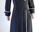 Classic vintage black dre...