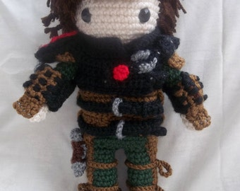 Amigurumi How To Train Your Dragon : Popular items for hiccup on Etsy
