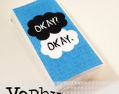 The Fault in Our Stars Book Quote Travel Tissues (TFioS)
