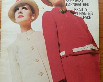 Vintage Flair Magazine September 1968 - Southampton, England