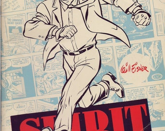 SPIRIT #2 1968 WILL EISNER Edwin Aprill Great Classic Newspaper Comic Strips #9