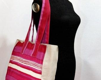 Tote color bag
