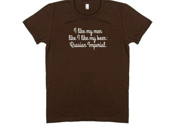 Russian Imperial Stout Beer Tee Women's T-Shirt