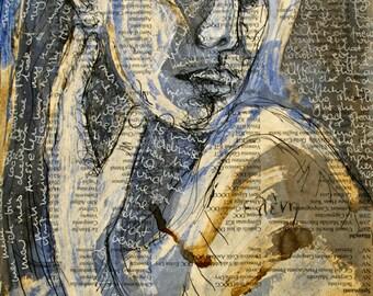 "Painting ""Eleni"""