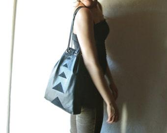 Leather Bag, Book bag, Black bag, Shoulder bag, Purse, Crossbody bag, Large purse, Laptop bag, Big bag, Leather purse, Womens bag, Hobo bag