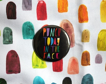 PUNCH TODAY pocket mirror