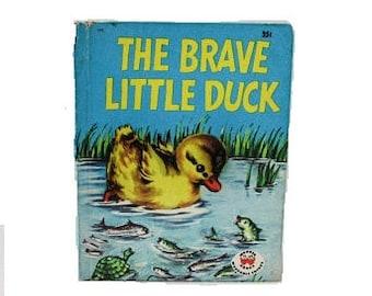 The Brave Little Duck - Wonder Book - Fleur Conkling