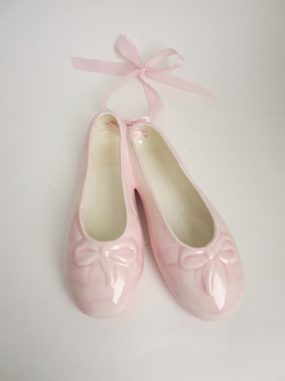 hanging pink ballet slippers wwwpixsharkcom images