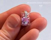 Christmas Candy 'Snowflake'  - 1/12 Scale Dollhouse Miniature