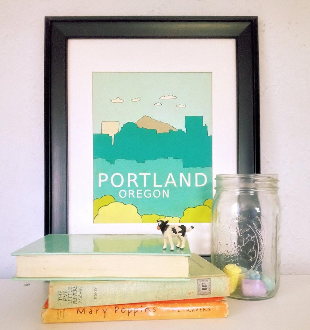 Urban Loft Chic Home Room Decor Or Nursery Art For Kids