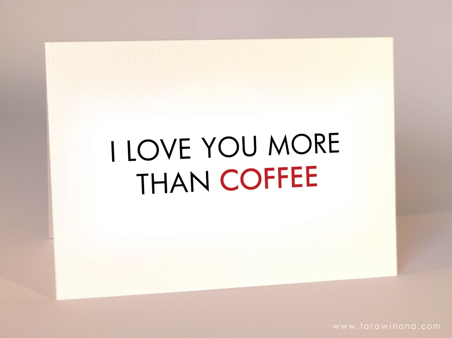 i love you more than coffee - photo #8