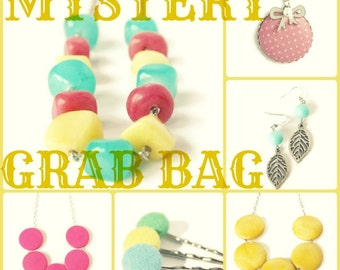 Mystery Grab Bag - Mixed Jewelry Mystery Lot - Wholesale Price Jewelry - Jewelry Surprise