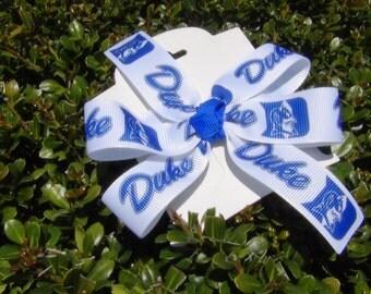 Duke Hair Bow