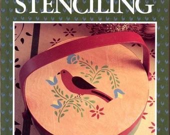 Better Homes and Gardens: Country Stenciling | Craft Book