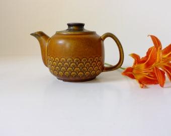 teapot, tea, ceramic vintage pottery, vintage, fathers day gift