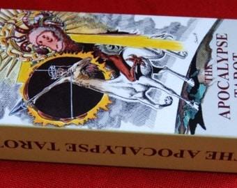 Unique tarot deck Full 78 cards deck Tarot of the Apocalypse
