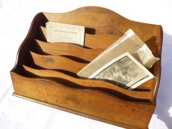 range courrier porte courrier trieur de lettres casier de. Black Bedroom Furniture Sets. Home Design Ideas