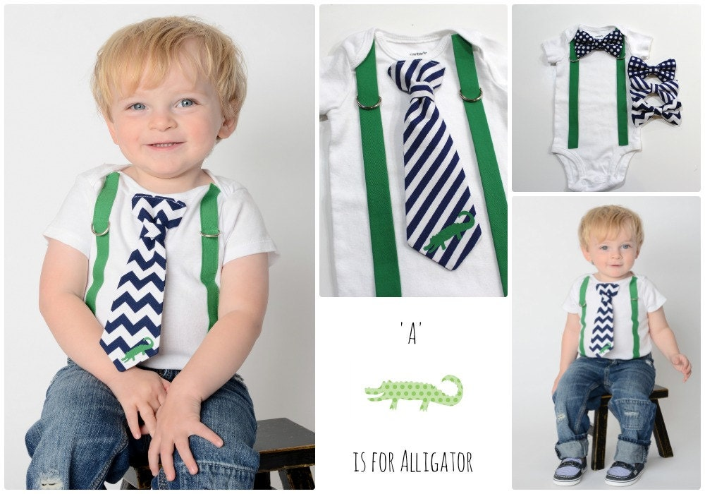 Alligator Baby Clothes
